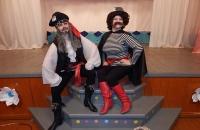 Игровая программа «На поиски пиратского клада»