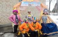 Праздник «Широкая Масленица - 2019» в Николо-Кормсом