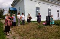 Акции 22 июня День памяти и скорби в Николо-Кормском клубе