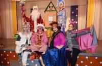 Новогодняя театрализованная программа «Новый год в кругу друзей или мышеловка для Деда Мороза»